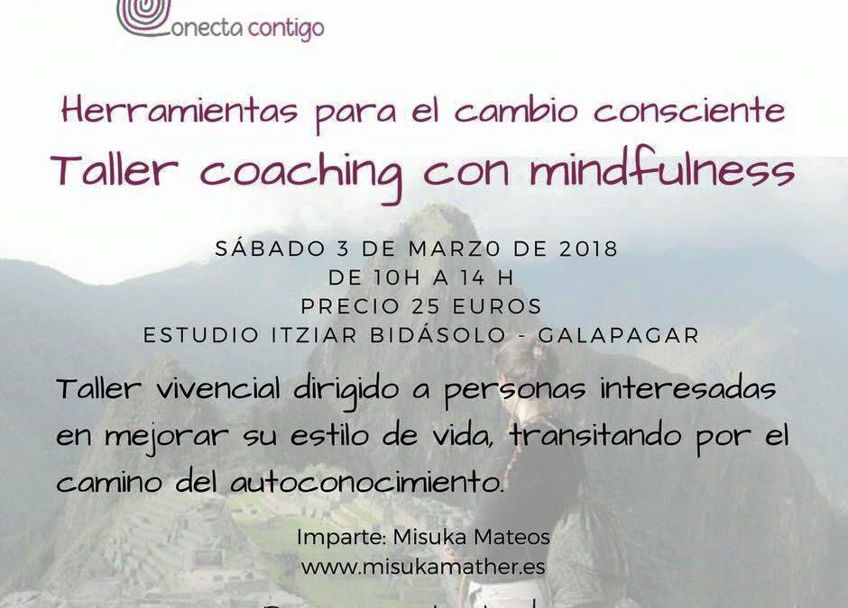 Talleres de Coaching con Mindfulness