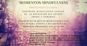 Momentos mindfulness