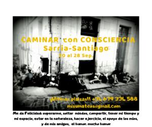 Camino Santiago con Consciencia